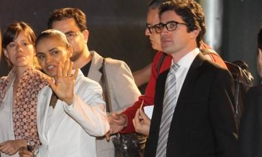 Coordenador do núcleo LGBT da campanha presidencial do PSB, anunciou deixar a campanha nesta segunda Foto: Fernando Donasci / Agência O Globo