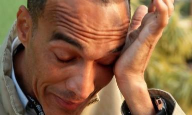 Ex-traficante Tuchinha em foto de 05/08/2011 Foto: Gustavo Stephan / Agência O Globo