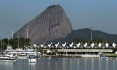 Marina da Glória vai receber competições dos Jogos Olímpicos de 2016 Foto: Marcelo Piu / Agência O Globo (17/07/2014)