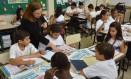 A escola Adlai Stevenson é uma das 152 instituições da rede municipal de ensino que oferecem o 6º ano experimental Foto: Divulgação