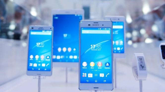 37e4a713c Sony oficializa família de dispositivos Xperia Z3 e mostra novos ...