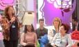Ana Lídia Reis falou sobre o estudo de caso na Sala Inteligências Múltiplas nesta sexta-feira