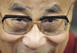 O líder espiritual em foto de 2011 Foto: Lehtikuva / Reuters