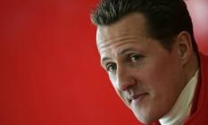 Schumacher ficou quase seis meses em coma, no Hospital de Grenoble, na França Foto: TONY GENTILE/REUTERS