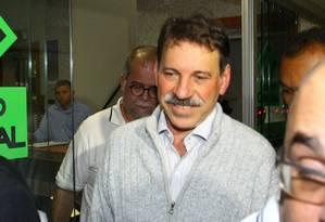 Delúbio já cumpriu um sexto da pena de 6 anos e 8 meses Foto: André Coelho / André Coelho/Agência O Globo
