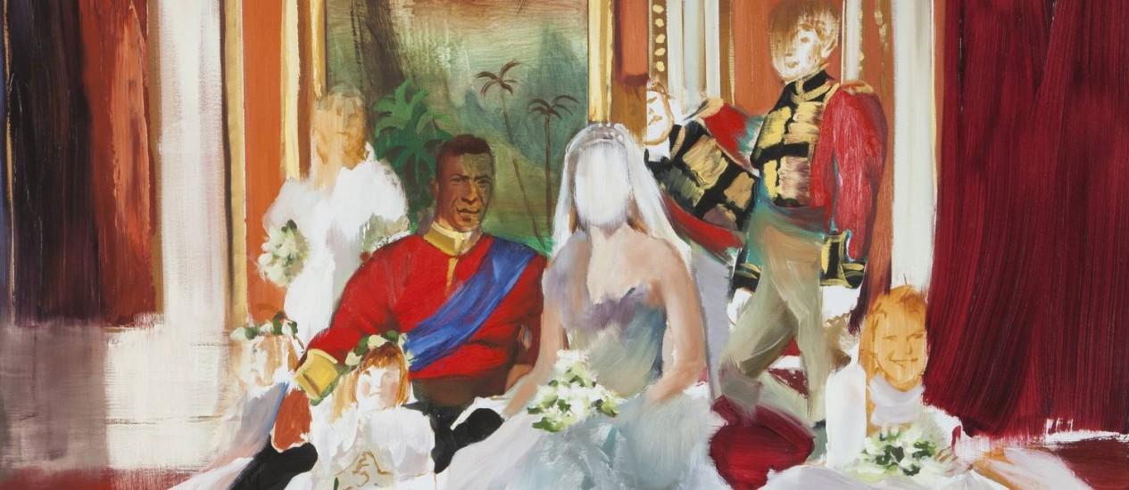 """'Costumes'. Pintor niteroiense fez """"almanaque"""" do vestuário do século retrasado e início do passado Foto: Divulgação / Leonardo Ramadinha"""