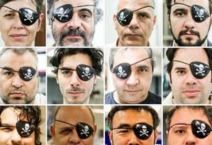 """Ensaio """"Os Culpados"""" foi feito por repórteres fotográficos Foto: Reprodução/Facebook"""