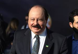 Levy Fidelix é presidente do PRTB Foto: Agência O Globo / Fernando Donasci/01-09-2014
