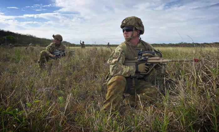 Austrália vai enviar tropas e aviões para combater Estado Islâmic