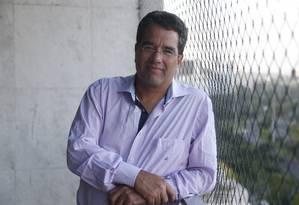 Economista Alexandre Rands é um dos auxiliares da campanha de Marina Foto: Marcelo Carnaval / Marcelo Carnaval/5-9-2014