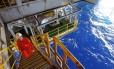Área de Libra ter reservas estimadas entre 8 e 12 bilhões de barris de petróleo