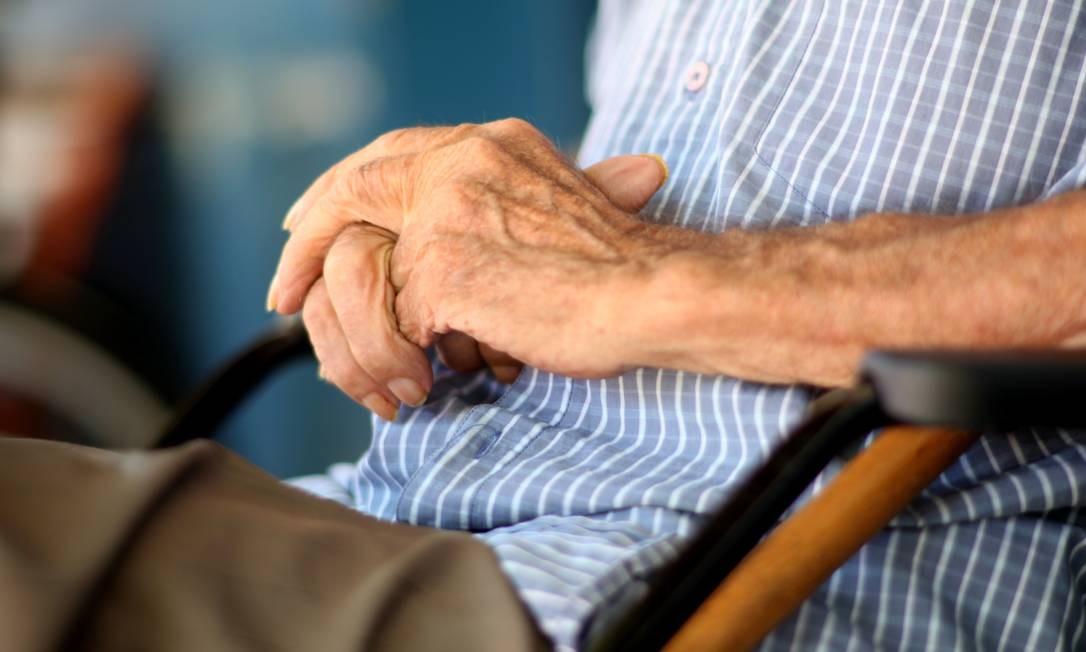 Estilo de vida diminui risco de demência em idosos Foto: Gustavo Stephan