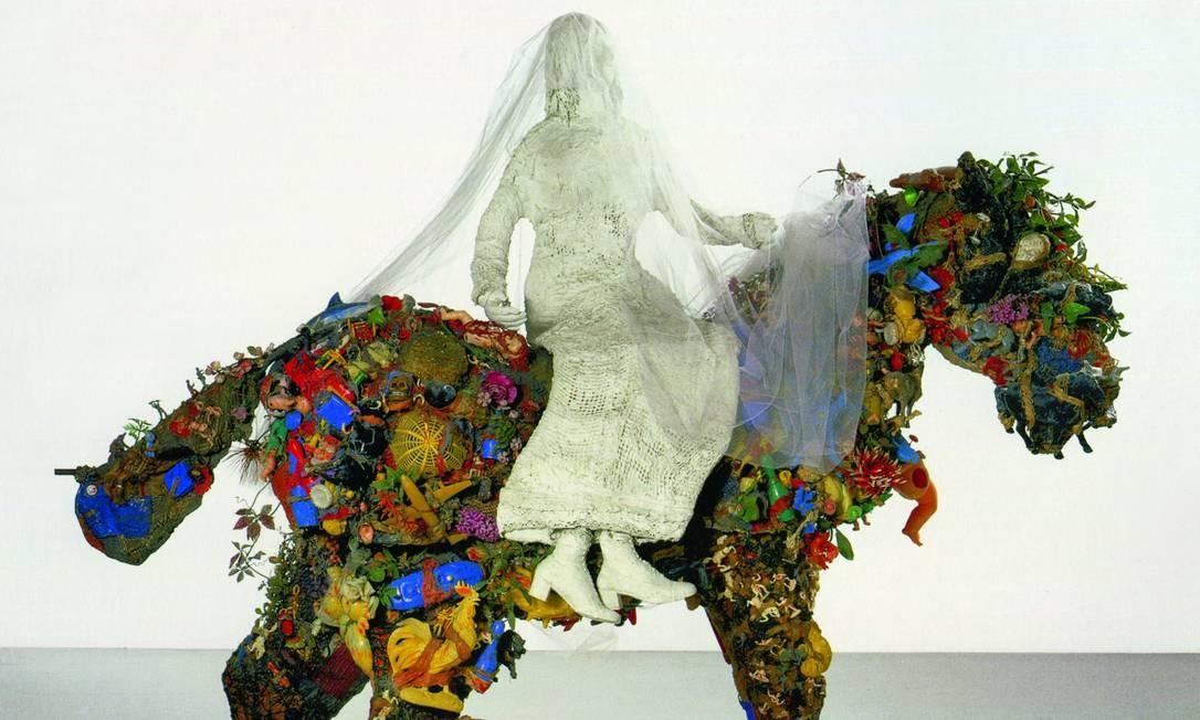 'Cheval et la Mariée' (1964) Foto: Divulgação/BPK
