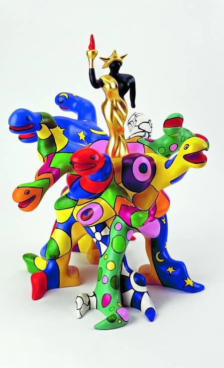 'Tree of Liberty' (2000) Foto: Divulgação/Ed Kessler / Niki Charitable Art Foundation