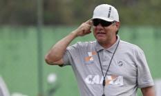 Joel Santana em foto de arquivo Foto: Márcio Alves / Agência O Globo