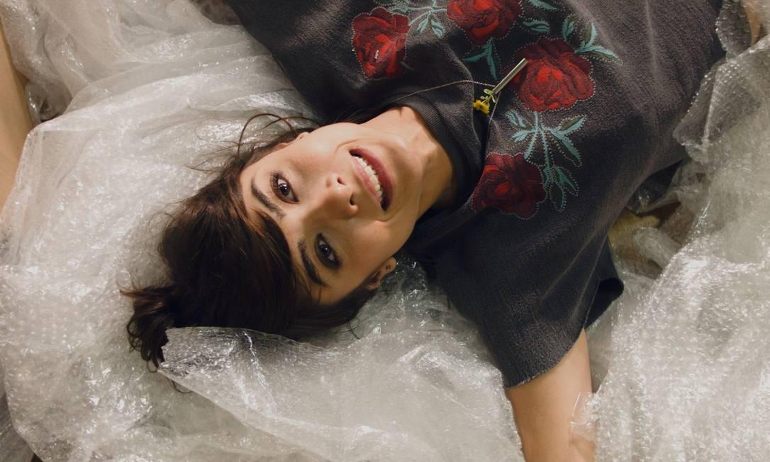 Maria Casadevall é a azucrinante protagonista de 'Lili, a ex' Foto: Divulgação
