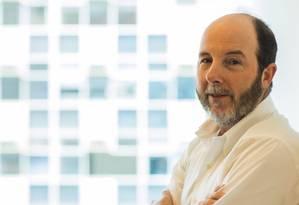 Ex-presidente do Banco Central, Arminio Fraga é o chefe da equipe econômica do candidato à Presidência Aécio Neves Foto: Fabio Seixo / Agência O Globo