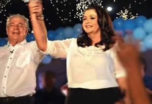 Suely Campos é casada com o deputado Neudo Campos, com extensa lista de processos Foto: Reprodução / Agência O Globo