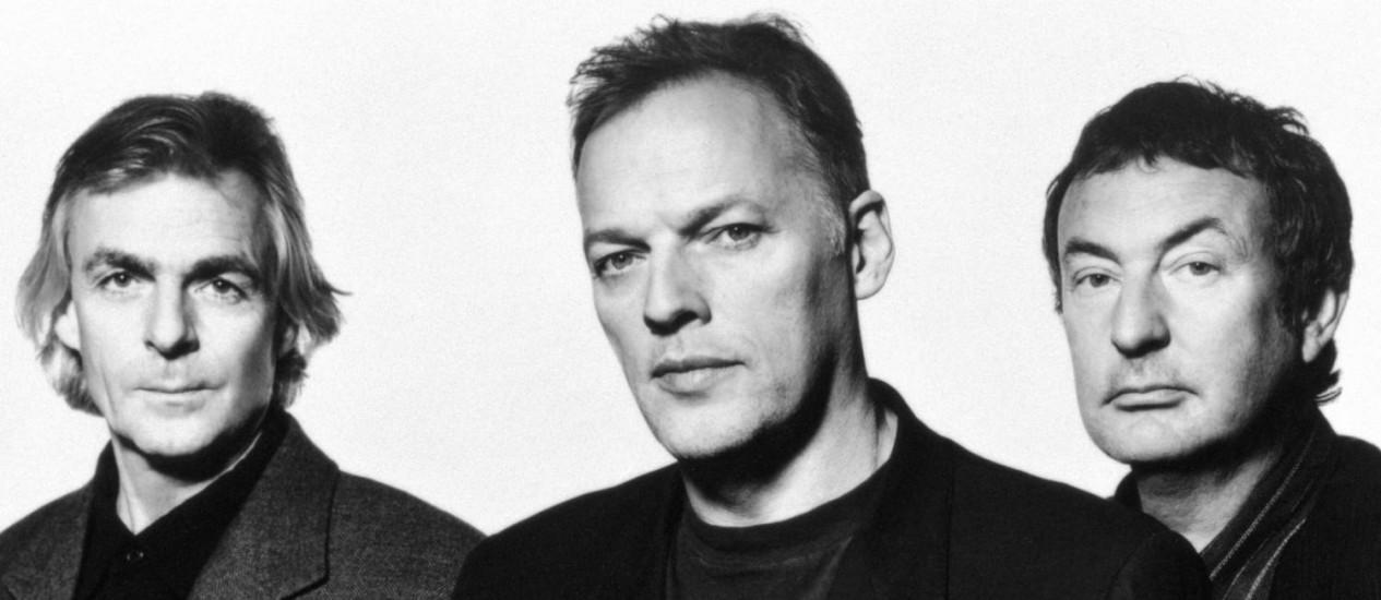 Pink Floyd divulga capa e data de lançamento de novo disco. 51ae48c404a0c76439