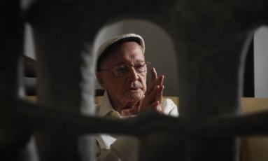 Abelardo da Hora tinha 90 anos e estava internado há mais de um mês Foto: Dayvison Nunes/JC Imagem / Agência O Globo