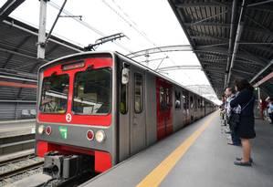 Odebrecht fez obras no metrô de Lima, no Peru: infraestrutura e novos mercados atraem empresas brasileiras Foto: Divulgação