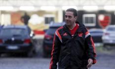 Luxemburgo disse que o Flamengo ainda tem gordura para queimar Foto: Marcos Tristão / O Globo