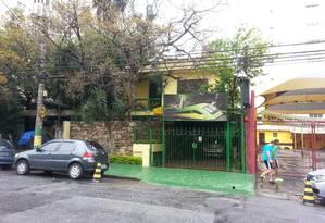 No comitê de campanha do PRTB, na Zona Sul de São Paulo, os portões permanecem fechados Foto: Renato Onofre / O Globo