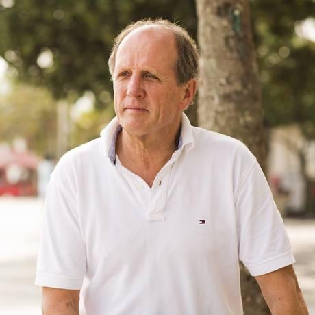 Rob Adams opina sobre os caminhos para abrigar a população em crescimento e conta como foi seu trabalho na cidade australiana Foto: Fabio Seixo / Agência O Globo