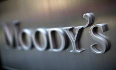 Agência de classificação de risco Moody's Foto: RAMIN TALAIE / BLOOMBERG/30-9-2010
