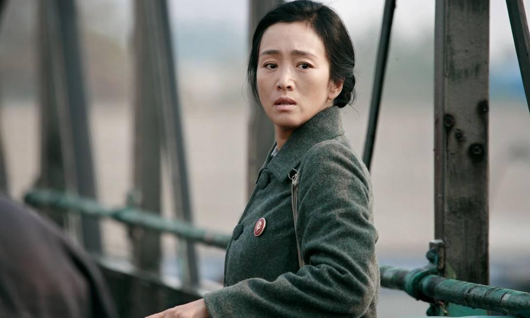 Gong Li interpreta a mulher desmemoriada de um preso político no filme de Yimou. Foto: / Divulgação