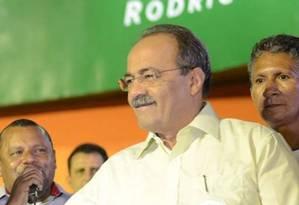 Chico Rodrigues vai disputar o segundo turno com Suely Campos Foto: Jackson Souza / Divulgação