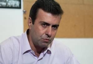 O deputado estadual Marcelo Freixo Foto: Agência O Globo