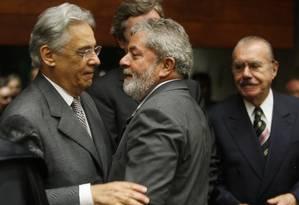 Lula x FH: PT prepara