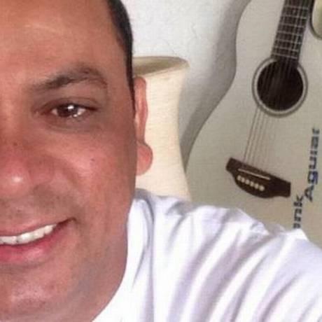 O cantor Frank Aguiar, derrotado na disputa para a Câmara dos Deputados Foto: Arquivo Pessoal
