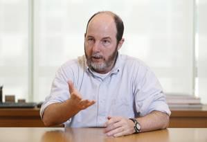 Arminio Fraga, nome escolhido para a Fazenda no caso de vitória de Aécio Foto: Fabio Rossi / O Globo