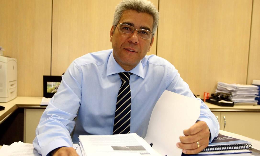 Márcio Holland é professor da FGV e ex-secretário de Política Econômica e coordenador do Observatório das Estatais Foto: Ailton de Freitas / Agência O Globo/ 6-5-2011