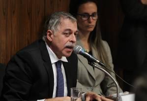 Paulo Roberto Costa deu detalhes do esquema de propina na Petrobras Foto: Agência O Globo / Ailton de Freitas