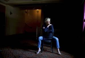 Glenn Close volta à Broadway depois de 20 anos em peça de Edward Albee Foto: The New York Times / Tood Heisler
