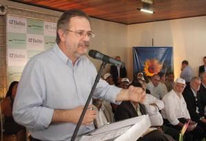 Miguel Rossetto pode assumir a secretaria geral de Presidência Foto: Arquivo / Reprodução
