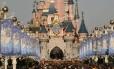 A Euro Disney disse, na semana passada, que precisa de € 1 bilhão para se reerguer