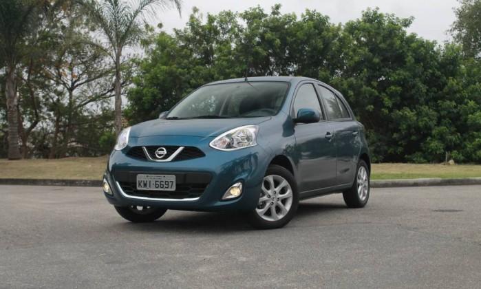 Ca  Comparativo Ford Ka X Nissan March Henrique Rodriguez Henrique Rodriguez