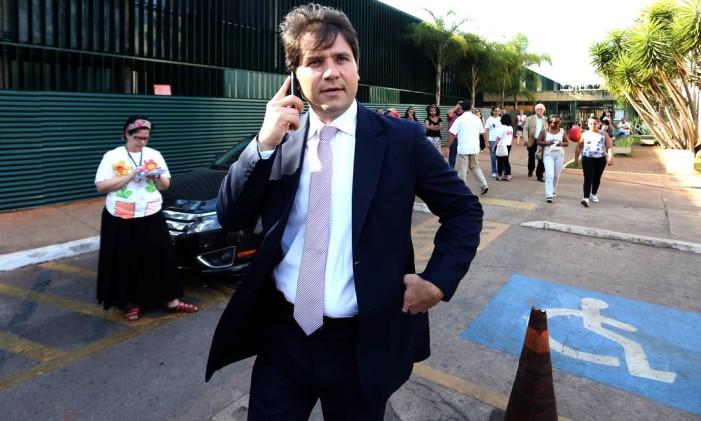 Argôlo é acusado de ter recebido dinheiro de Youssef Foto: Agência O Globo