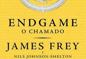 Capa do livro na versão em português Foto: Divulgação