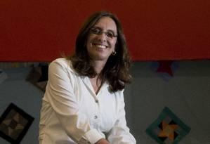 Andrea Neves foi presidente da Servas e coordenou comunicação Foto: Daniel de Cerqueira / Agência O Globo