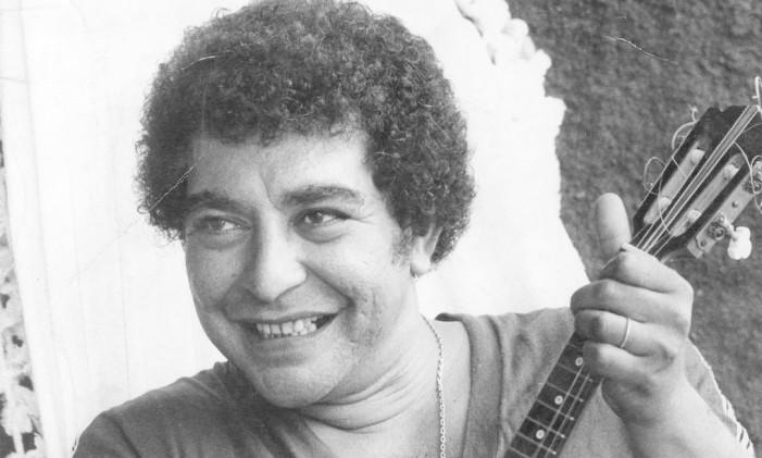 """Samba. O cantor e compositor João Nogueira teve músicas gravadas por Elizeth Cardoso e Clara Nunes: nascido no Méier, Zona Norte carioca, ele se definia como um """"sambista de calçada"""" Foto: Divulgação / Arquivo"""