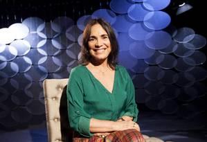 Regina Duarte será mulher que recorreu a banco de sêmen para ter filhos em novela Foto: Agência O Globo
