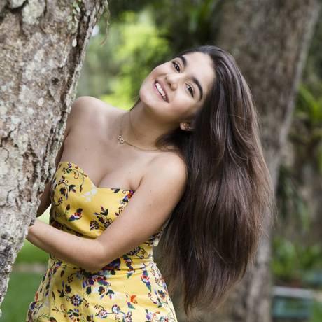 """Maitê Padilha é a protagonista de """"Gaby Estrella"""" Foto: Ana Branco"""