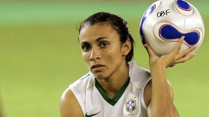 ebd1feb2ca Marta lidera o Rosengard nas oitavas de final da Liga dos Campeões da Uefa  feminina Foto