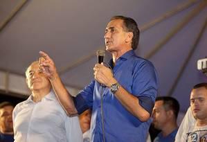 Candidato do PDT ao governo do Amapá, Waldez Góes Foto: Divulgação