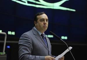 O deputado federal Fernando Francischini (SD-PR) Foto: Reprodução / Facebook